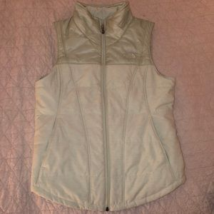 North Face Mint Green Vest